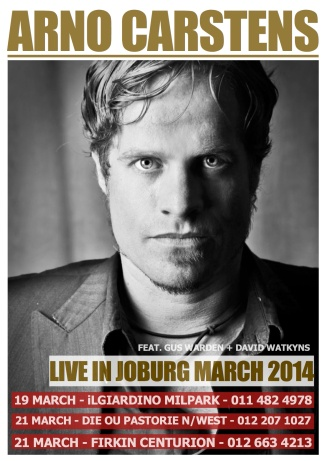 JHB TOUR POSTER MARCH 2014
