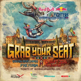 RedBull X Fighters